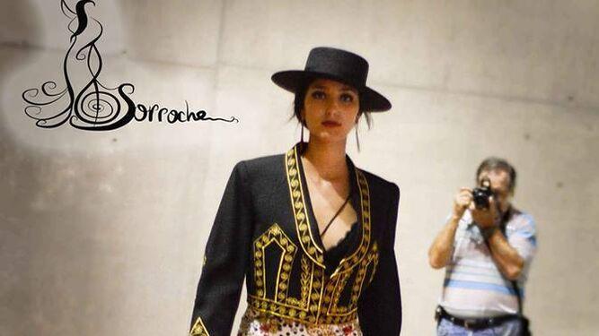 Un desfile flamenco para ayudar a los modelos a cumplir sus sueños