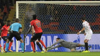 Basaksehir-Sevilla FC
