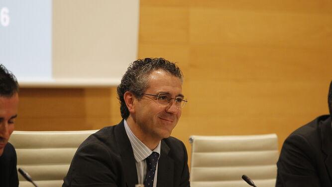 Eduardo Baamonde, presidente del grupo desde el año pasado.