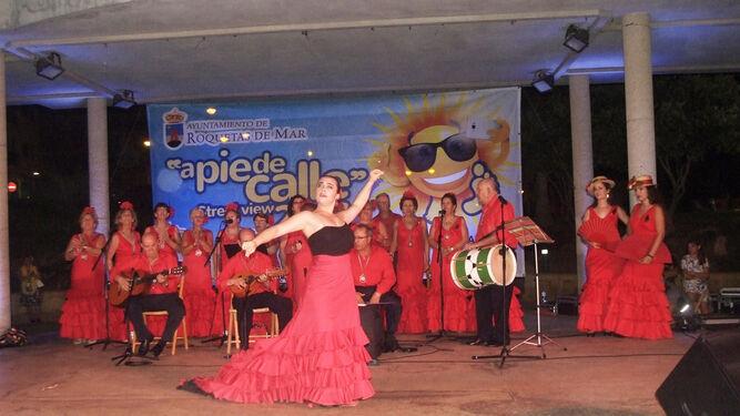 Coro 'Sones de la Gloria' de Roquetas.