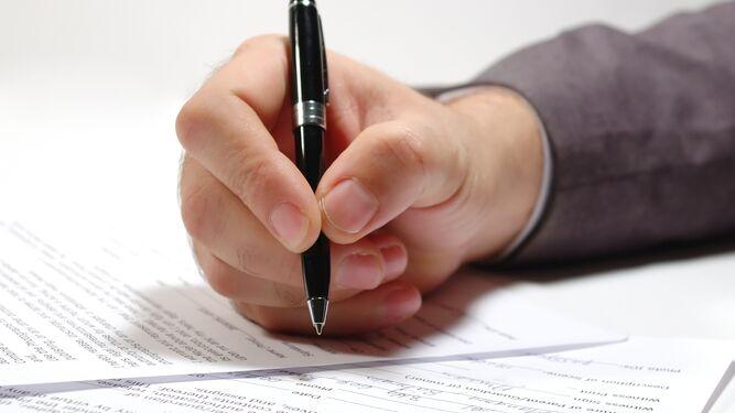 Al límite de firmas