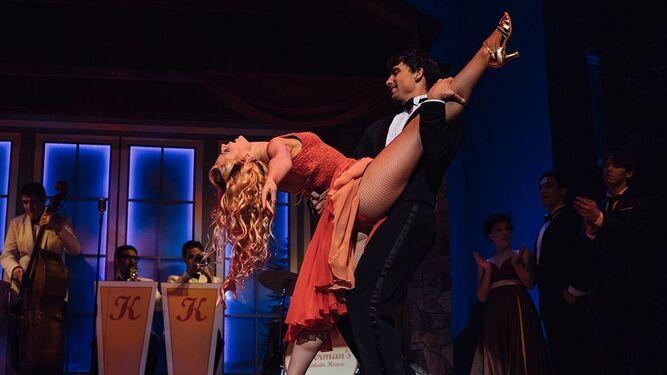 El musical 'Dirty Dancing' llega a finales de octubre al Auditorio Maestro Padilla.