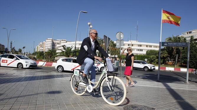 El Consorcio pone diez bicicletas nuevas para el servicio Bus+Bici