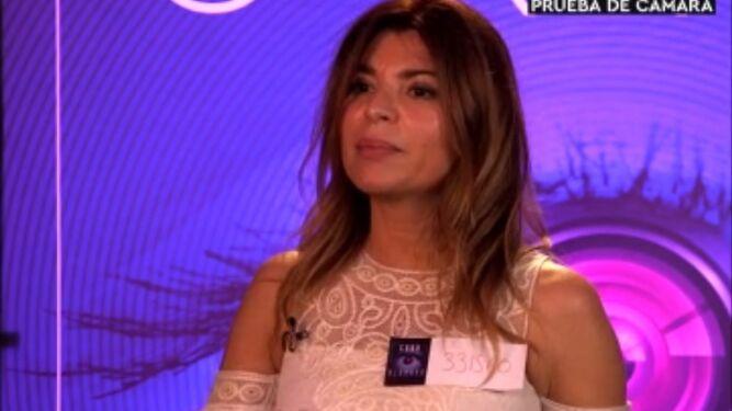 Eva Amalia Liria, de 47 años, procedente de Olula del Río.