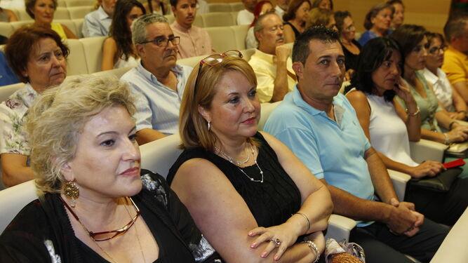 Entre el público también hubo muchos alumnos del profesor Soler.