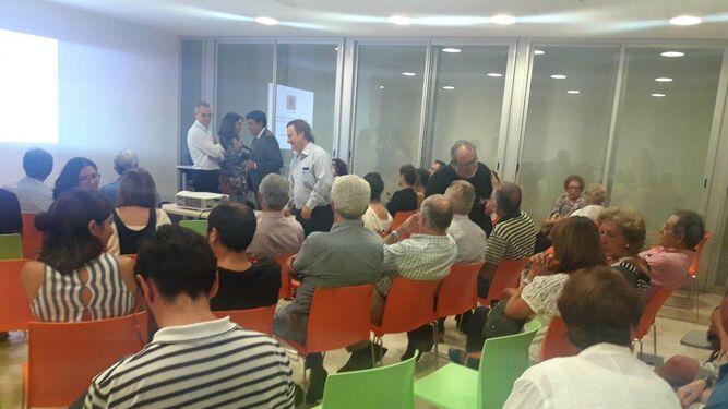 Los arquitectos ofrecen sus ideas para recobrar - Colegio arquitectos almeria ...