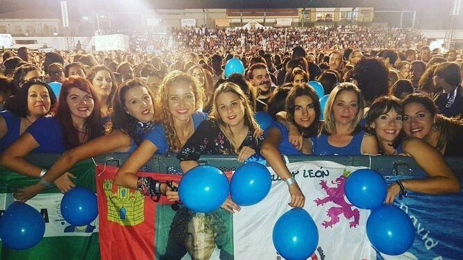 Bisbal cierra la gira 'Hijos del mar' con unas 6.000 personas en Huércal Overa