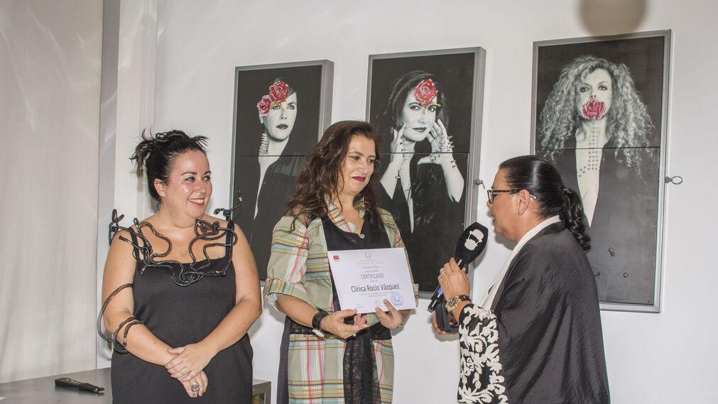 Evento celebración Medalla de Oro de la Asociación Española de Profesionales de la Imagen (A.E.P.I)