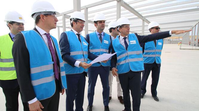 Un año para abrir el centro comercial de Torrecárdenas con 1.300 puestos de trabajo