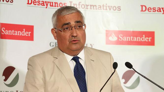 l El consejero de Economía y Conocimiento, Antonio Ramírez de Arellano.