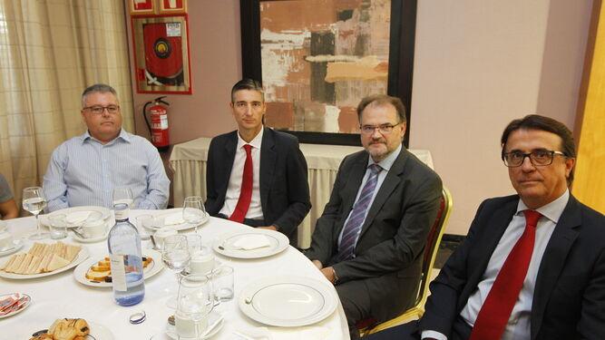 El cambio cultural de los empresarios de Almería, base de la 'revolución' económica