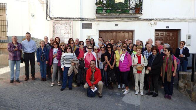Visita al convento de San Pascual Bailón.