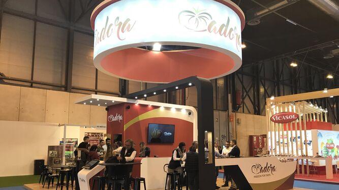 Fruit Attraction fue la primera gran cita continental de HM. Clause para mostrar a todo el sector el tomate Adora.