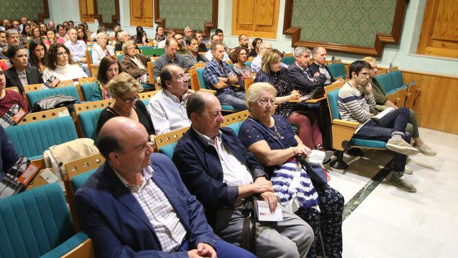 Público asistente a las jornadas en la UNED.