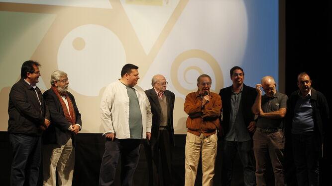 Presentación del documental 'El cine que nos hizo libres'.