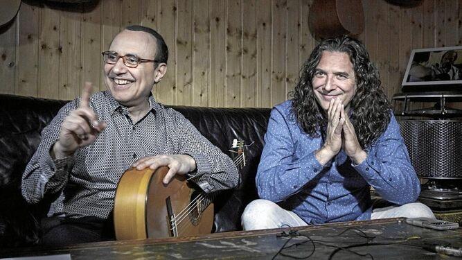 Michel Camilo y Tomatito se entienden a la perfección cuando se suben al escenario.