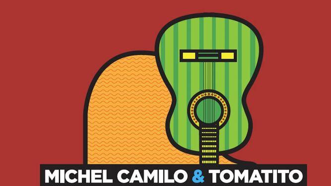 Portada del disco 'Spain Forever' de Tomatito y Camilo.