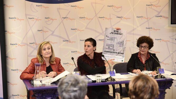 Mujeres unidas en la lucha contra una de las mayores lacras sociales