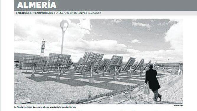 Dimisiones en la Plataforma Solar por las trabas fiscales del Gobierno
