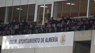 Las imágenes del Almería-Tenerife