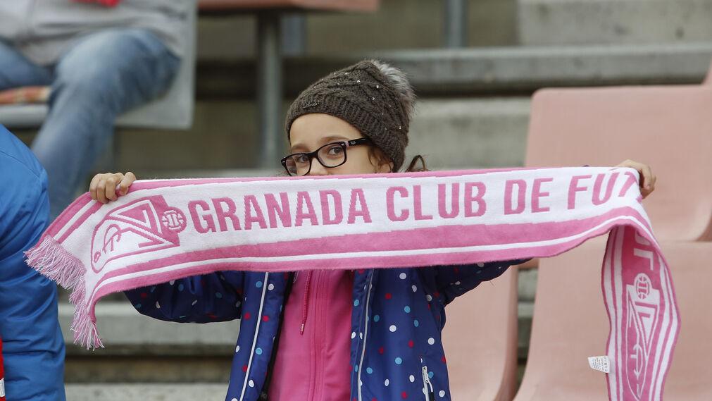Las imágenes del Granada-Almería