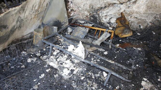 Condenados los autores del incendio  de La Molineta donde hubo 3 muertes