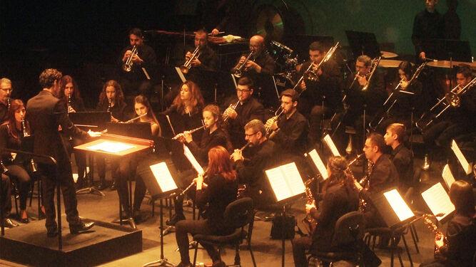 Gran concierto de Navidad de la Banda de la Unión Musical