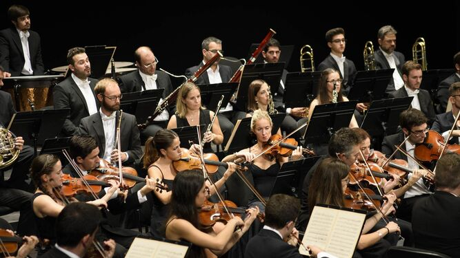 La OCAL protagonizará el concierto de Año Nuevo en Almería.