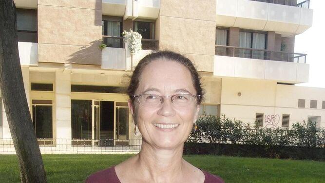 Isabel Casanova, autora del libro 'A cantar'.