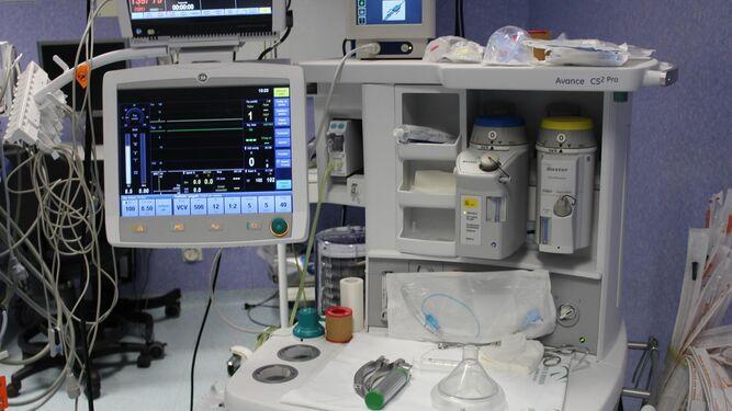 El SAS invierte medio millón de euros en nuevos equipamientos sanitarios