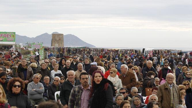 La Romería de Torregarcía congregó a miles de fieles de la Patrona.