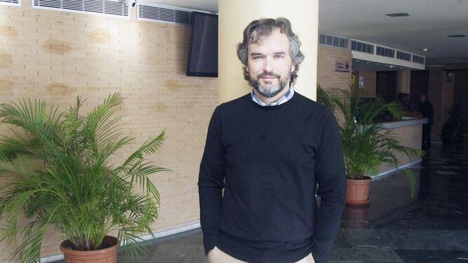 El granadino Ángel López Carreño es el nuevo director de la Banda Sinfónica Municipal de Almería.