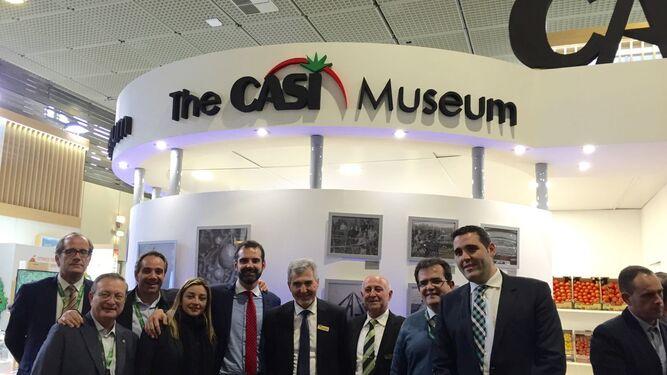 CASI exhibirá su línea 'eco' y su especialización en tomate en Berlín