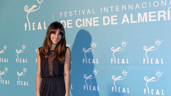 Macarena García, protagonista de la película 'La Llamada' en FICAL.