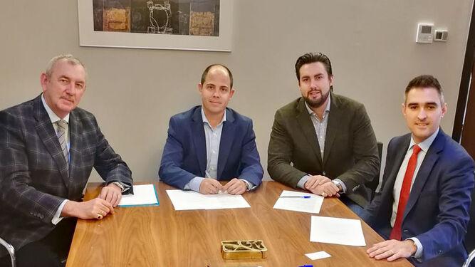 Cajamar ampl a su colaboraci n con proconsult para for Oficinas de cajamar