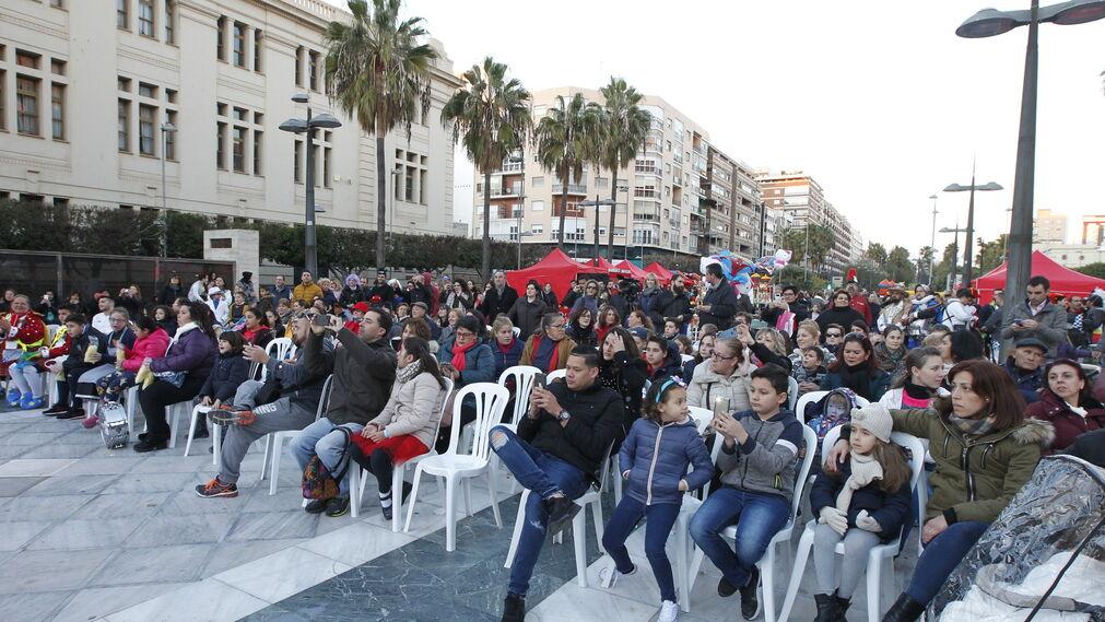 Las imágenes de los disfraces infantiles en el Carnaval de Almería 2018