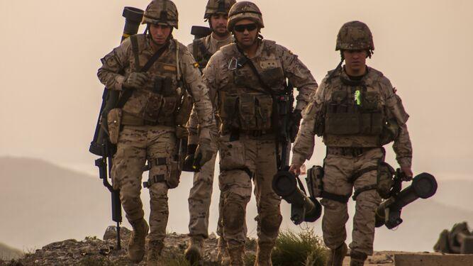 La Legión, a la vanguardia del Ejército con el proyecto Horizonte 2035
