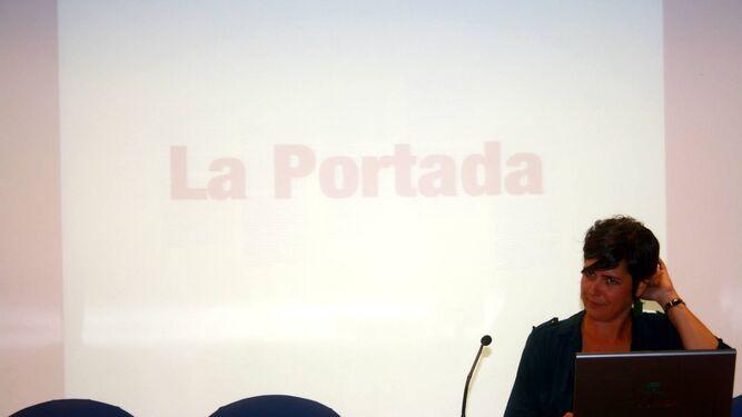 Remedios Serrano, presidenta de la Federación de Asociaciones del Almanzora por la Igualdad.