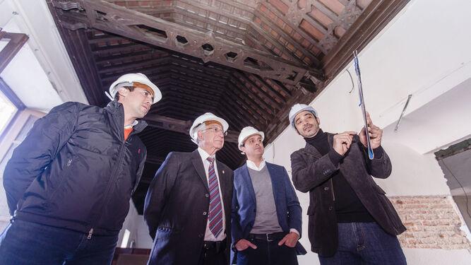 El Provincial escondía el artesonado mudéjar de más longitud de España