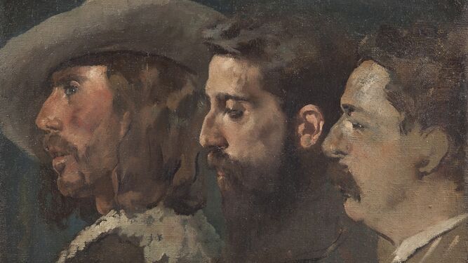 Antonio López y Andrés García Ibáñez harán en mayo la séptima edición del curso de pintura realista.
