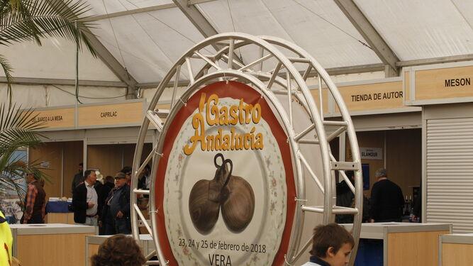 GastroAndalucía llena de olores, sabores y público 'El Palmeral'