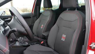 Galería de fotos de la prueba del Seat Arona
