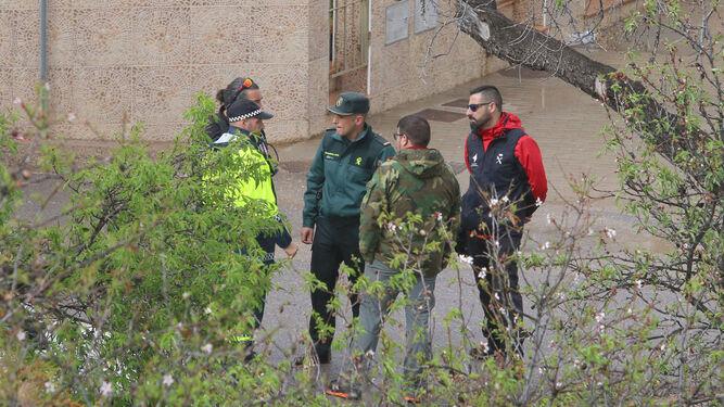 La investigación continúa abierta para averiguar qué ocurrió en Las Hortichuelas.