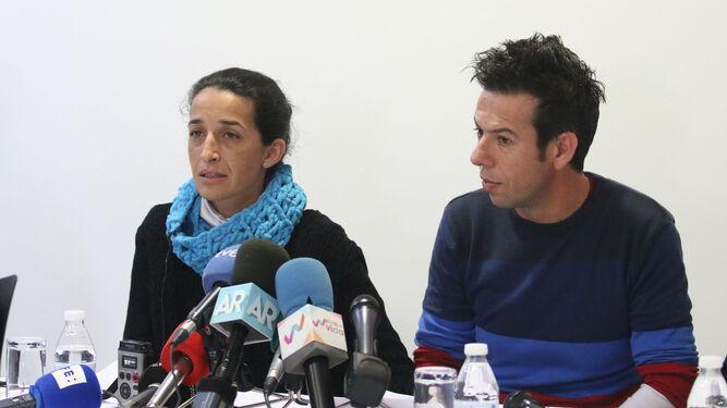 Patricia Ramírez y Ángel Cruz, padres del pequeño Gabriel Cruz, negaron que la detención estuviese relacionada con la desaparición.