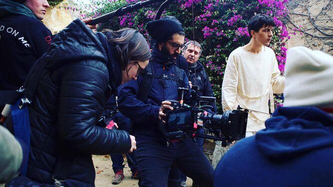 Ha trabajado en cortometrajes y actualmente está con un largometraje.