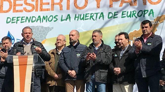 Clamor en Madrid por más agua