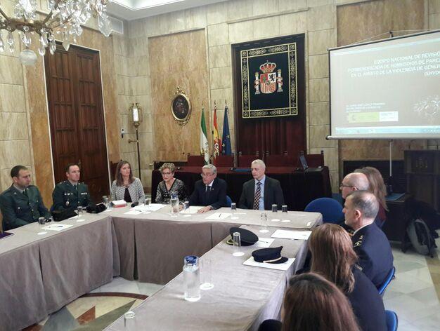 revisión asunto flaco en Almería
