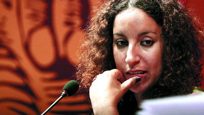 Cristina Fallarás, periodista y escritora.