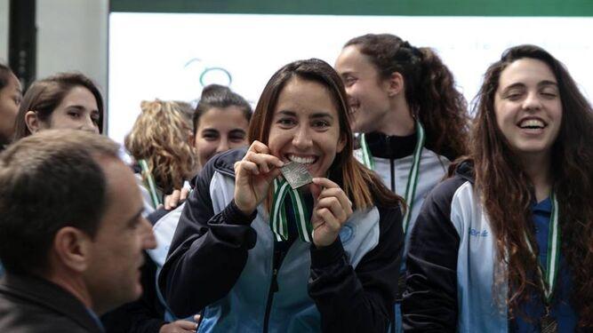 Ocho medallas, cosecha  de la UAL en los CAU 2018