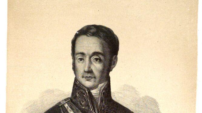 El Conde de Ofalia y Almería